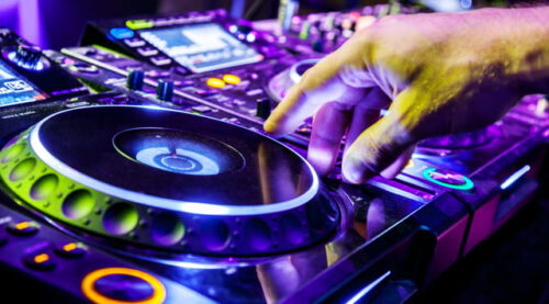 DJ events